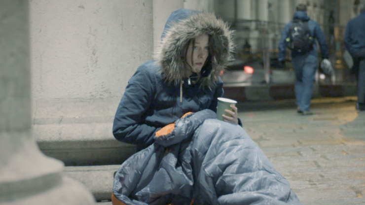 WATCH: Powerful new short captures how young people fall into the homelessness trap