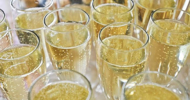 Aldi are selling a massive three-litre bottle of Prosecco for Christmas
