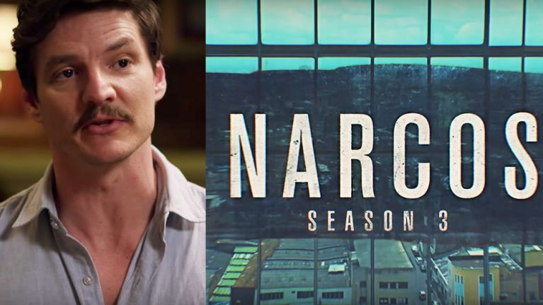 Narcos actor has issued a stark warning about the future of
