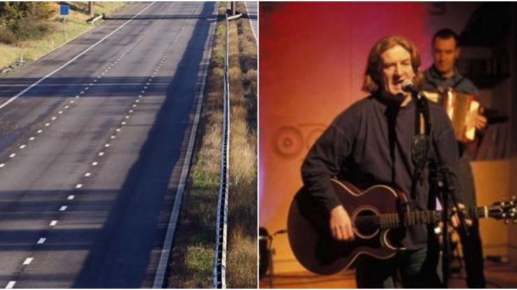 The Saw Doctors lament the saddest thing about the opening of Ireland's newest motorway
