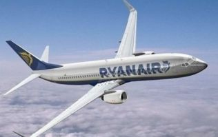Ryanair claim that their traffic figures have hugely increased despite recent cancellations
