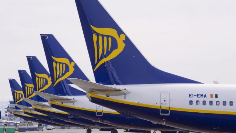 Ryanair have just launched a flash €7.99 sale