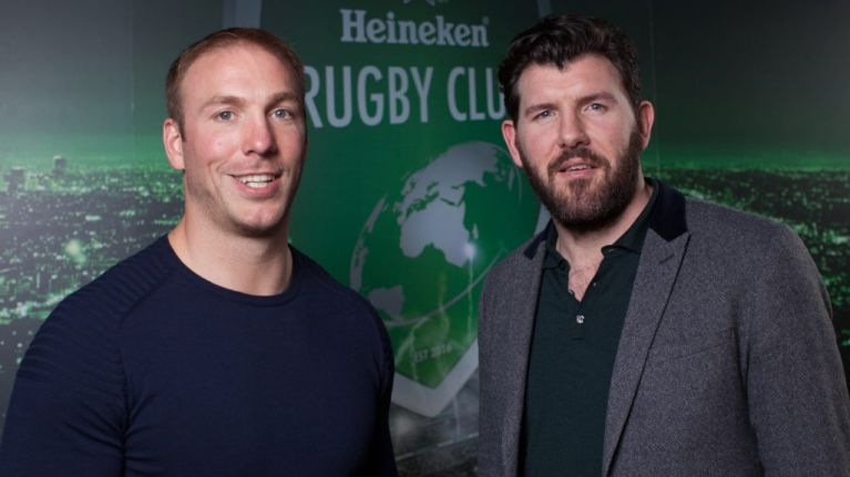 You could win trips to all of your team's European rugby matches with Heineken Rugby Club