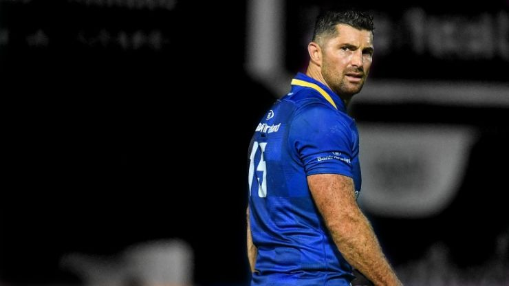 Rob Kearney speaks frankly about his injury struggles
