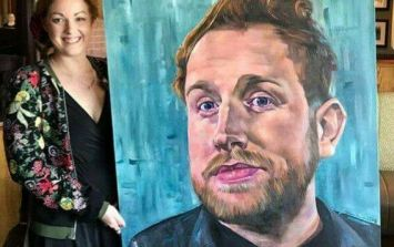 Artist Claire Guinan reveals stunning portraits of Ireland's best loved musicians