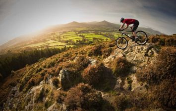 One of the most exhilarating activities in Ireland is just a few miles from Dublin city centre