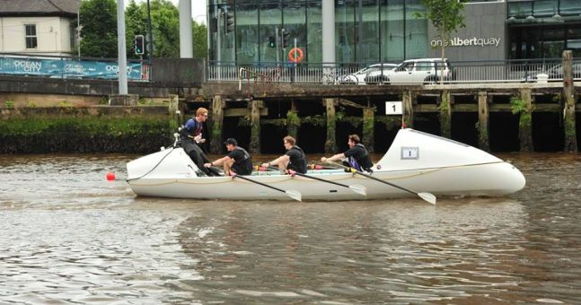 VIDEO: These four Irish friends are rowing across the Atlantic for two great reasons