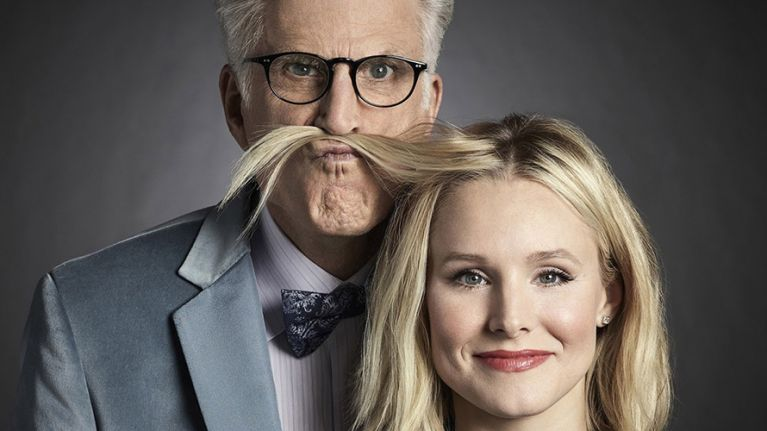 WATCH: The very first scene from The Good Place Season 3 is here and it looks as hilarious as ever