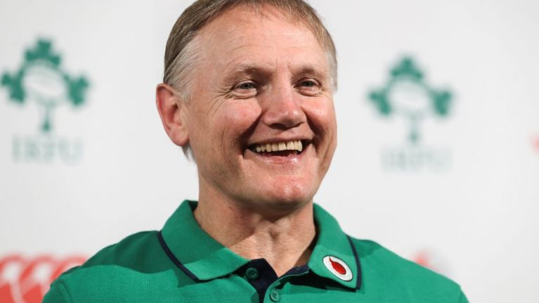 Former Irish player's classic story about Joe Schmidt finding him naked in a hallway