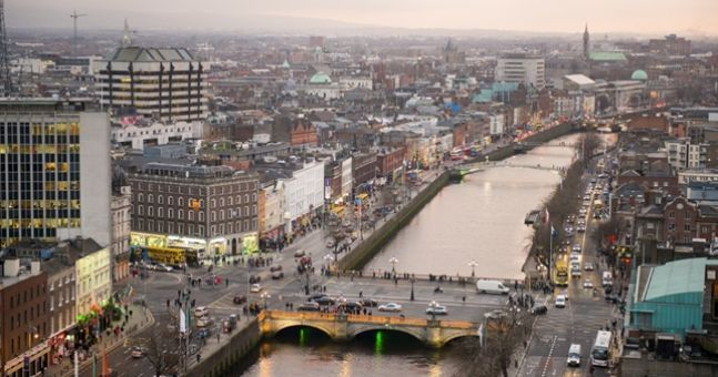 The number of people with dual Irish nationality has increased dramatically