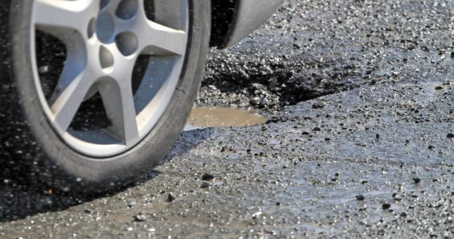 If your local road is full of potholes, we have some very good news
