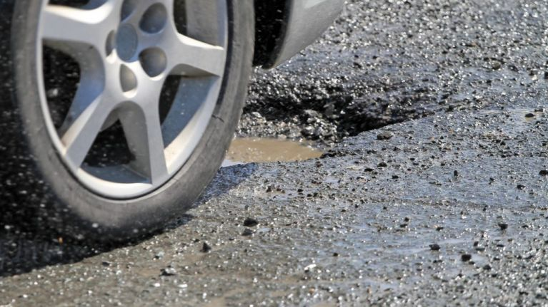 """Report reveals the counties with highest proportion of roads in """"severe disrepair"""" in Ireland"""