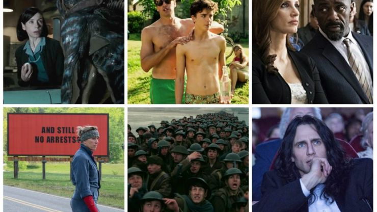 Here are our predictions for the Best Picture potentials for the 2018 Oscars