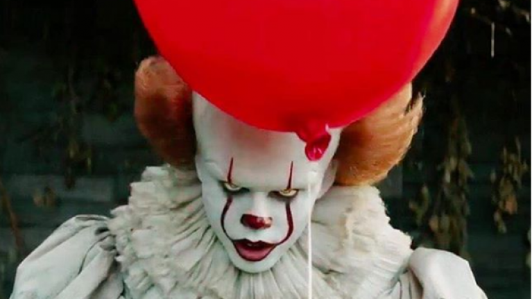 This 'Baby Pennywise' doll will probably frighten the living crap out of you