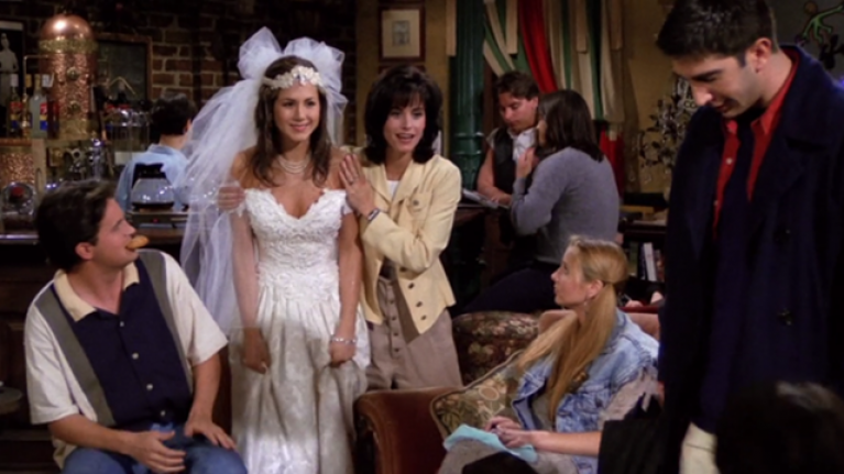 netflix users watching friends for the first time are spotting some