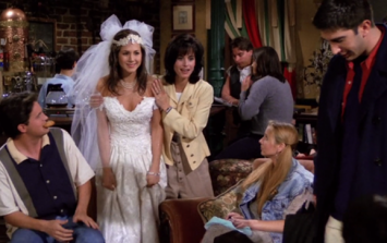 Netflix users watching Friends for the first time are spotting some wild things