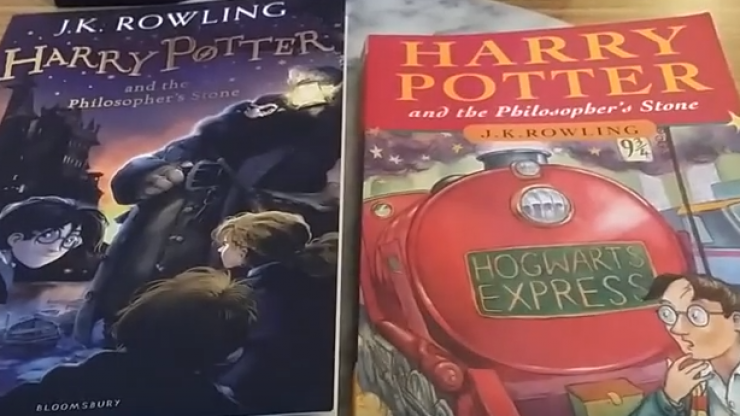 Here's how to check whether your Harry Potter book is actually worth €67,000