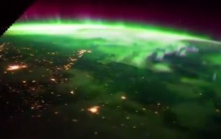 WATCH: Astronaut captures amazing footage of the Northern Lights from the International Space Station