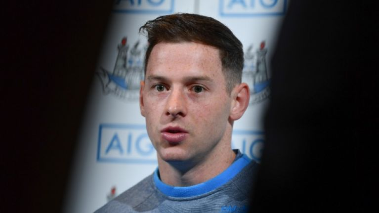 Philly McMahon's reason for not drinking may inspire other GAA players to stay off it