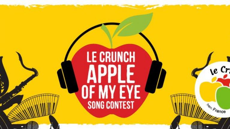 T&Cs for the Le Crunch Apple of my Eye Song Contest