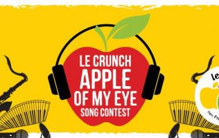 Calling all musicians! You could win €1,500 in the Le Crunch Apple of my Eye Song Contest