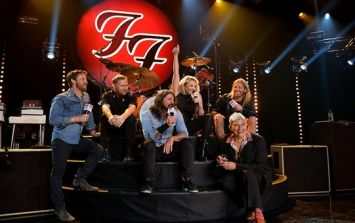 WATCH: Foo Fighters announce Glastonbury headlining with secret 3-hour gig
