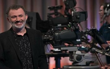 The first episode of the Tommy Tiernan show got a fantastic reception from viewers
