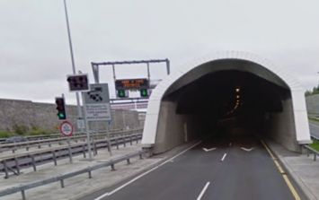 New technology to catch speeding drivers in the Port Tunnel to go live very soon