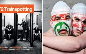 Fantastic news about The Rubberbandits because they're featured on the Trainspotting 2 soundtrack