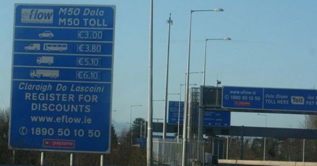 Incidents on the M50 likely to cause traffic mayhem for commuters this evening