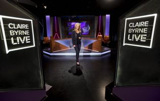 Claire Byrne Live on Monday night is going to be very, very interesting