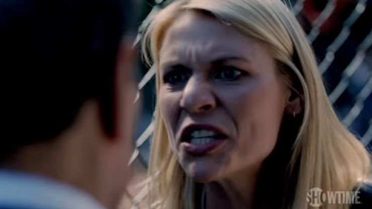 You can watch the first episode of the new season of Homeland online now