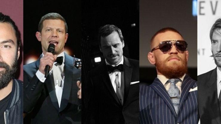 PICS: These 5 fine-looking Irishmen feature in GQ's 50 best dressed men of 2017