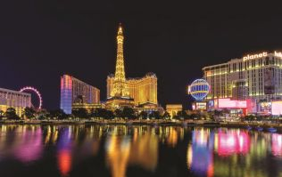Las Vegas has legalized recreational marijuana, and has almost run out after just one week