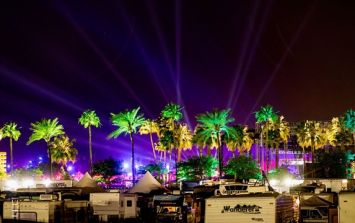 You'll want to go to Coachella in April once you see this year's line-up
