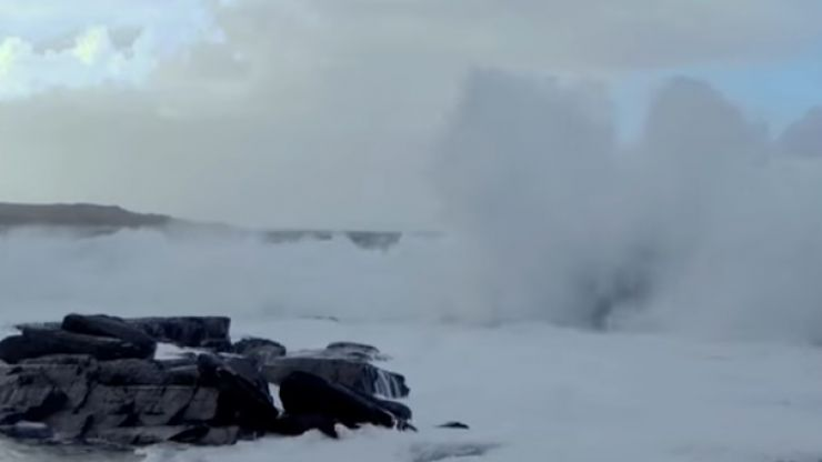 WATCH: The Wild Atlantic Way lives up to its name in spectacular new tourism promo