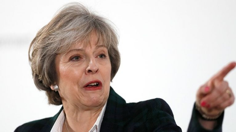 Calls for Theresa May's resignation as her party lose majority vote