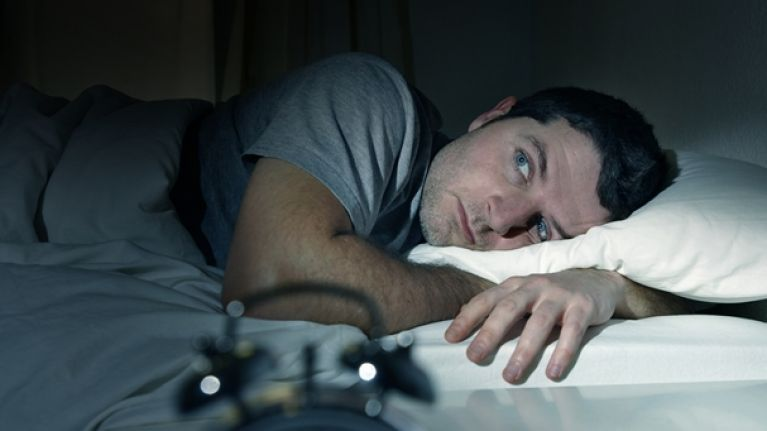 The trick to getting back to sleep if you wake up in the middle of the night