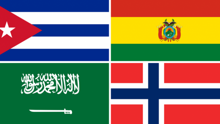 QUIZ: Can you beat your friends in this world flag quiz?