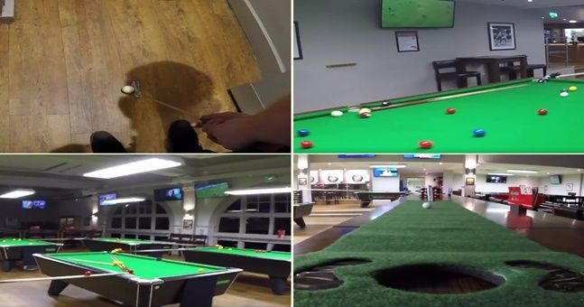 WATCH: This just might be the greatest trick shot ever executed