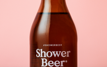 Someone's created a beer made specifically for drinking in the shower