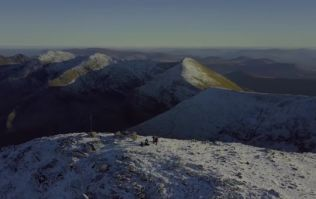 WATCH: Drone video captures the majesty of Ireland's highest mountain on a beautiful winter's day