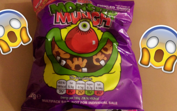 We might have been wrong about the shape of Monster Munch this entire time