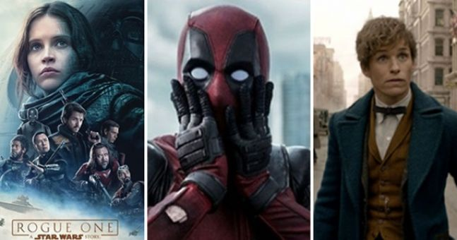 Here are the 10 films that earned the most money at the Irish box-office in 2016