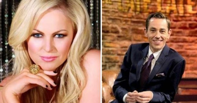 Amanda Brunker will be injected with botox on The Late Late Show this Friday