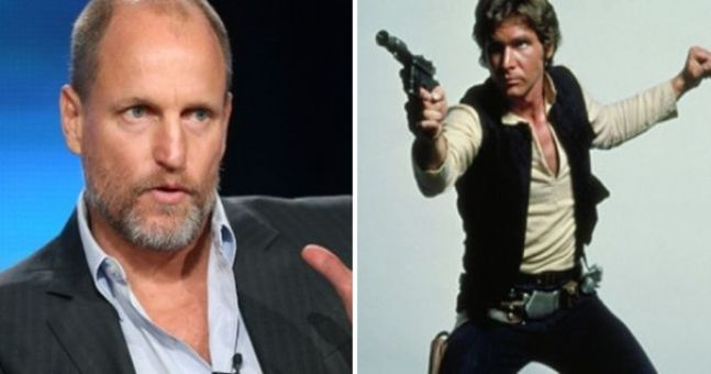 The brilliant Woody Harrelson has been cast in the Han Solo film