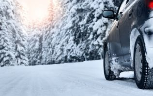 Motorists warned to be cautious as bad weather leads to treacherous roads across Ireland