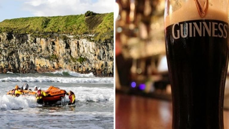 Recent sea and cliff search party in Kerry was called off after 'missing' man is found in the pub