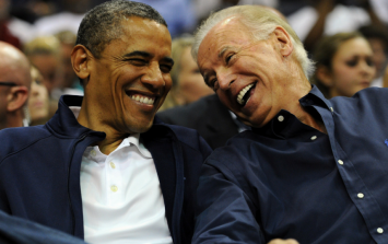 17 times Obama and Joe Biden proved they have the world's greatest bromance