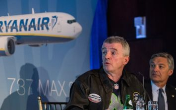 Strike action may result in dozens of Ryanair flights being cancelled over Easter week